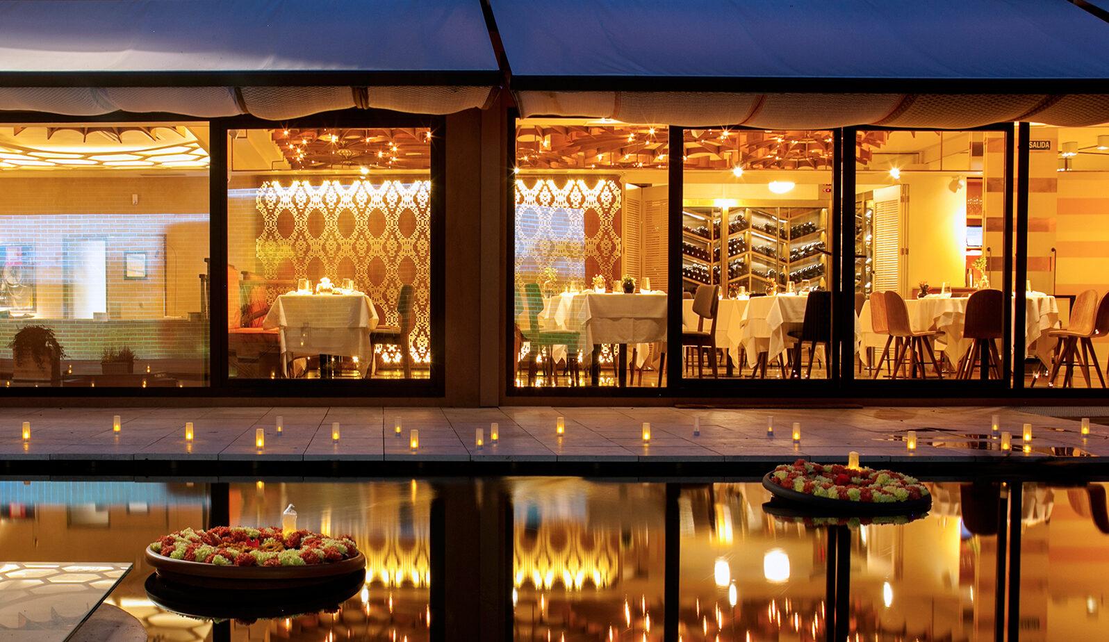 Restaurante Benares Madrid - Restaurante Alta Cocina India