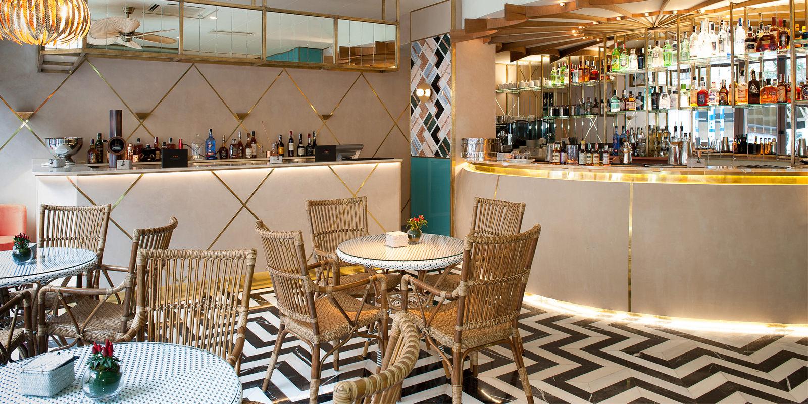 El Bar - Benares Madrid Restaurante Indio de alta cocina